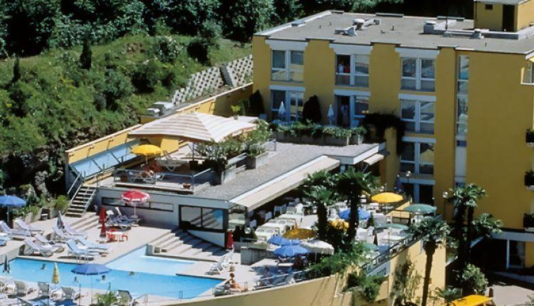 Hotel Campione ***