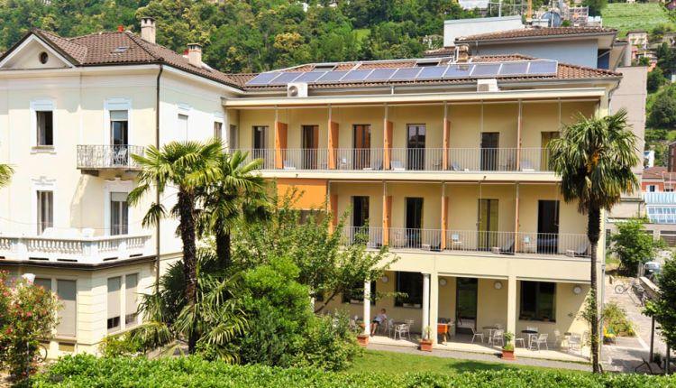 Youth Hostel Locarno