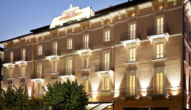 Hotel & SPA Internazionale *** Bellinzona